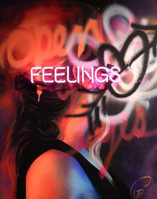 , 'Open Feelings,' 2019, Artêria