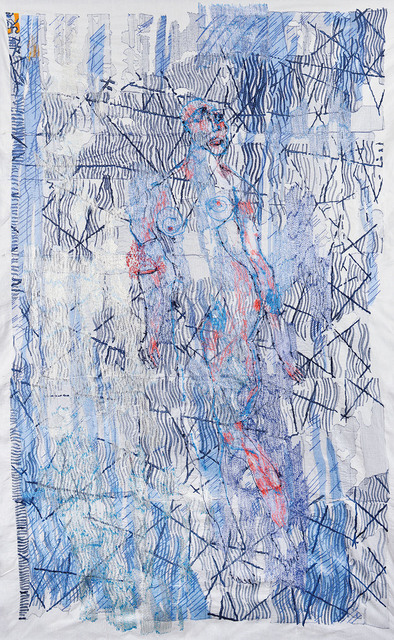 , 'Sea Figure - Island,' 2016, Candida Stevens Gallery