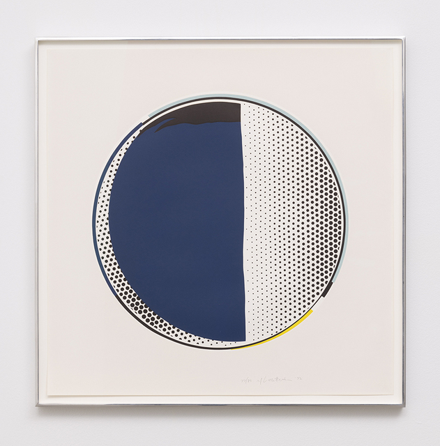 Roy Lichtenstein, 'Mirror #3', 1972, Honor Fraser