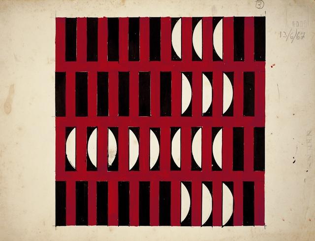 , 'Untitled 3,' 1967, Herlitzka + Faria