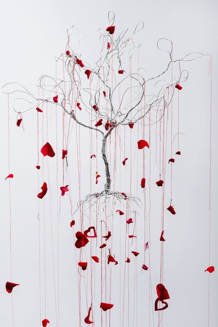 , 'Fishing,' 2014, Claudine Gil