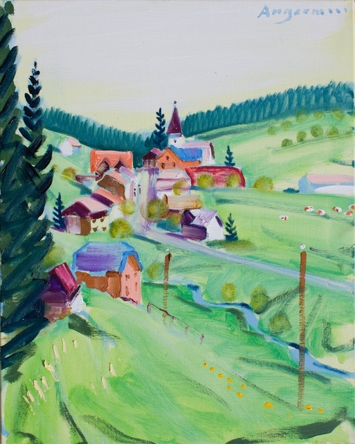 , 'Kvilda 2,' 2006, Bode Gallery