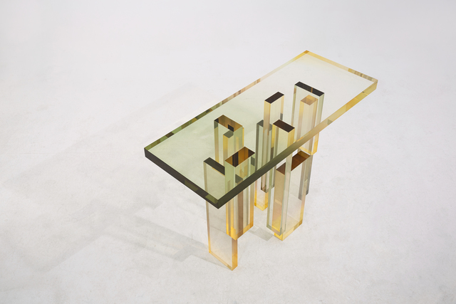 SaeRom Yoon, 'Crystal Series_ Console Table 02', 2018, Gallery ALL