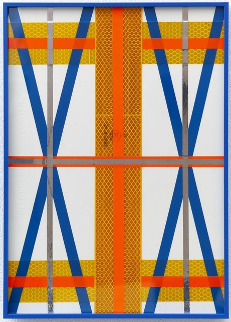 , 'Air Raid Measures (Light Blue),' 2019, David Krut Projects