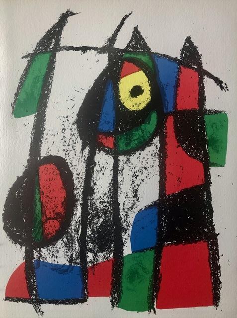 Joan Miró, 'Original Lithograph VII', 1975, Print, Original Lithograph, Inviere Gallery