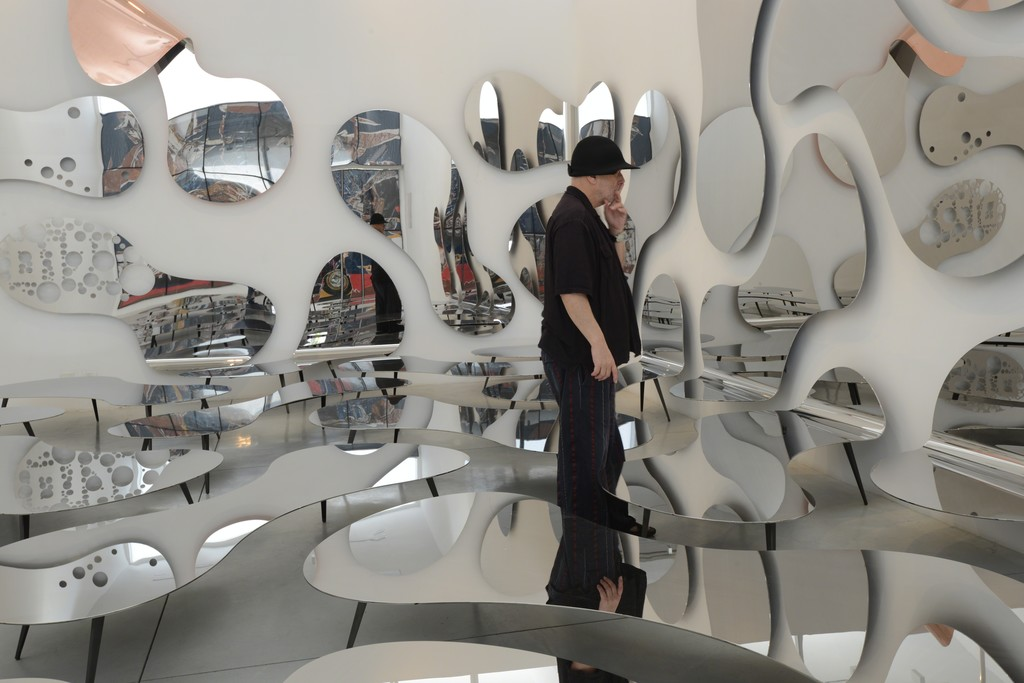 Ron Arad and his work