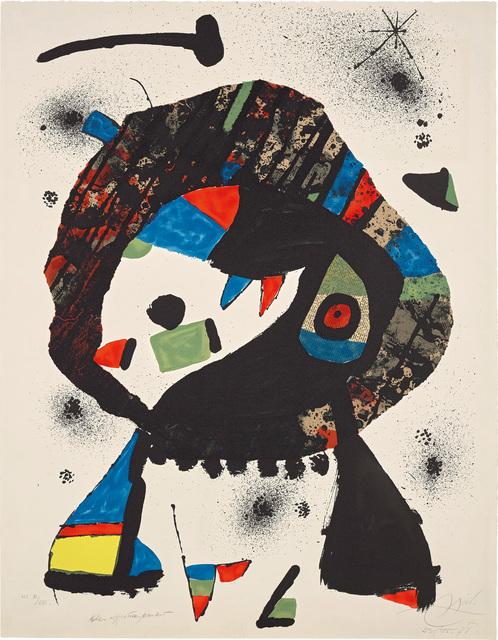 Joan Miró, 'El Merma (The Diminutive)', 1978, Phillips