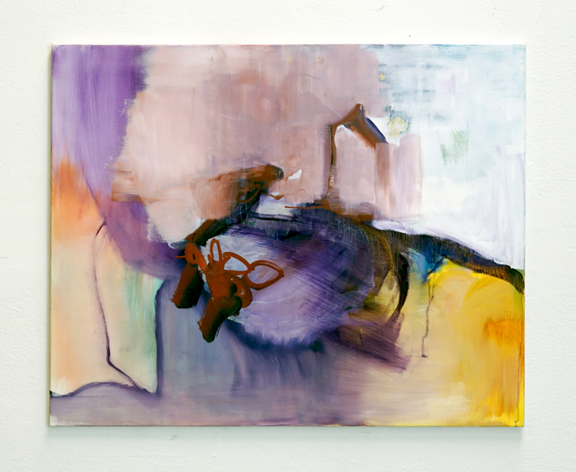 , 'Faccia di pancia,' 2016, Trish Clark Gallery