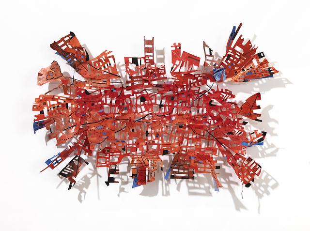 , 'Lost Cities,' 2014, Elisa Contemporary