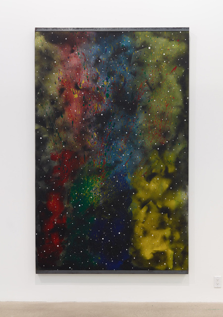, 'Flaming Star Nebula #2,' 2017, Diane Rosenstein