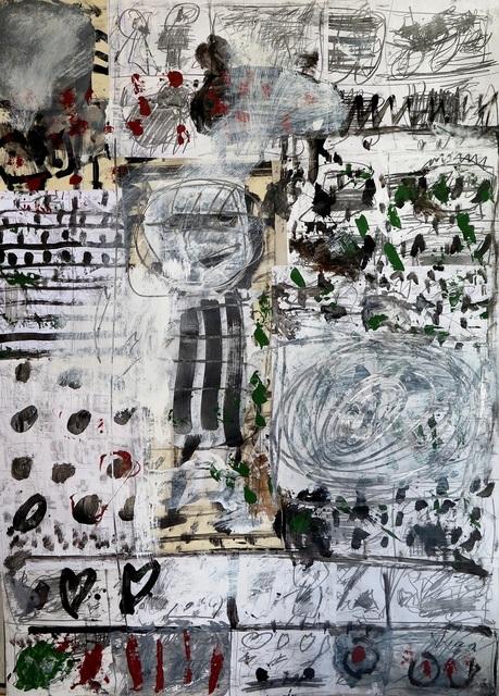 Vigintas Stankus, 'Collage III', 2015, Spotte Art