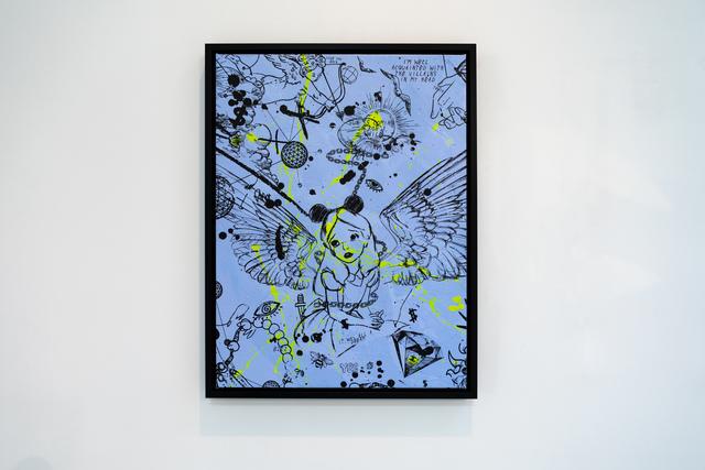 , 'Villains In My Head,' 2019, House of Fine Art - HOFA Gallery