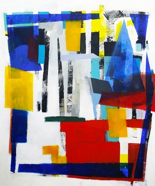 , 'Abstract,' 2016, Gallery Katarzyna Napiorkowska | Warsaw & Brussels