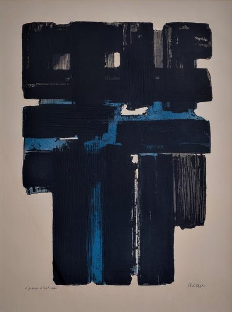 Pierre Soulages, 'Eau-Forte n° 10a ', 1957, Galerie F. Hessler