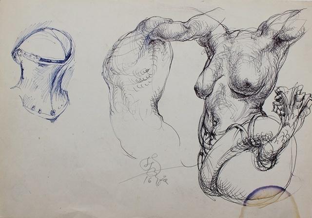 , 'Nudes,' 1979, Gallery Katarzyna Napiorkowska | Warsaw & Brussels