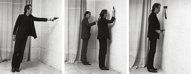 , 'Formalisierung der Langeweile,' 1980-1981, Galerie Elisabeth & Klaus Thoman