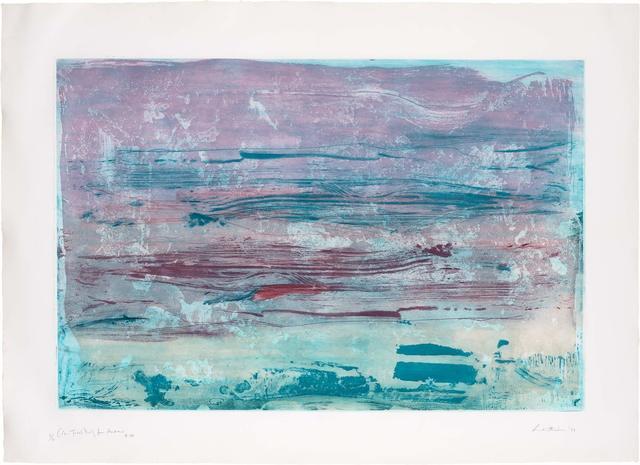 Helen Frankenthaler, 'Sure Violet (H. 74)', 1979, Doyle