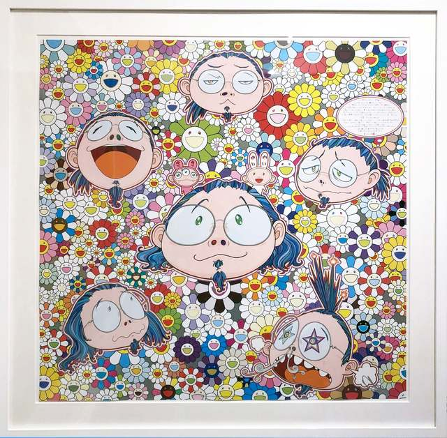 Takashi Murakami, 'The Artist's Agony and Ecstasy', 2017, DTR Modern Galleries