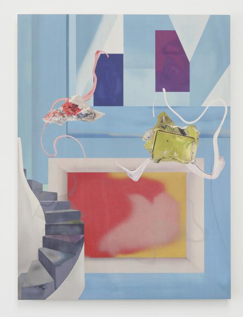 , 'flourite stagings,' 2017, Tatjana Pieters