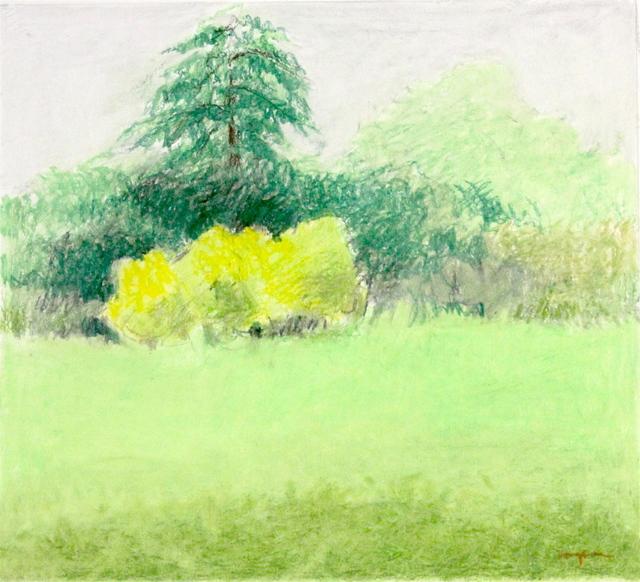 , 'Untitled Pastel #10,' 2008, Fountain Street