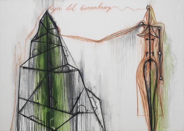 José Bedia, 'Hija del Escambray', 2011, Enlace Arte Contemporáneo