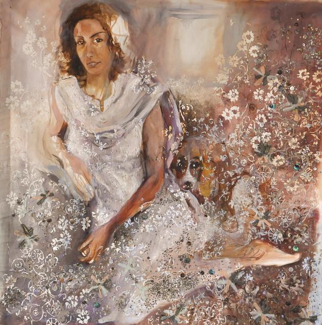 , 'Sonya Jehan,' 2009, Wide Painting