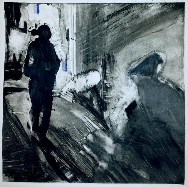 , 'Sleepwalk Redux #3,' 2015, Tabla Rasa Gallery