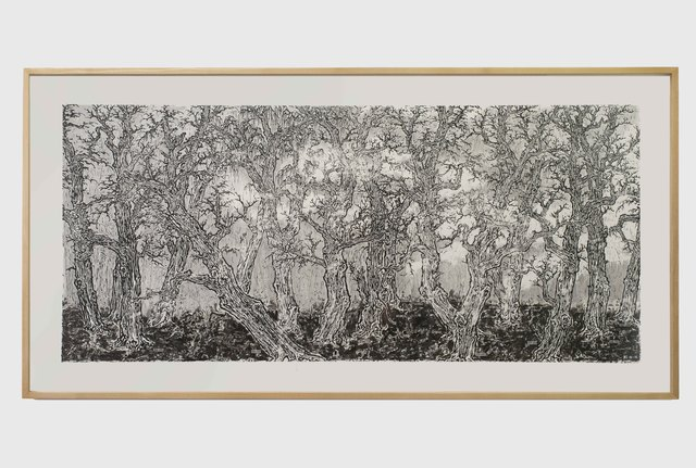 , 'View of History,' 2013-2016, Galerie Nathalie Obadia