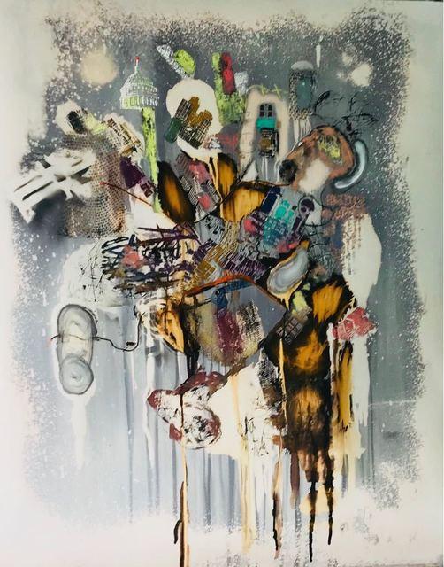 , 'Untitled II,' 2018, ARTLabAfrica