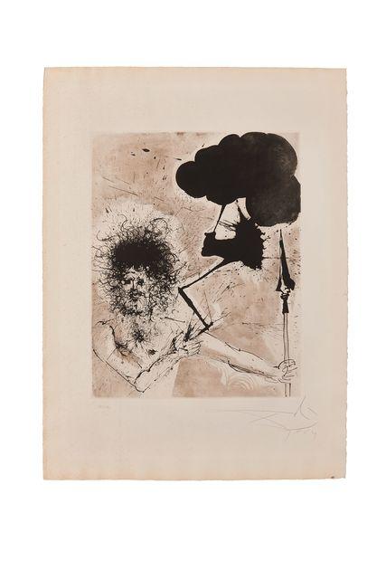 Salvador Dalí, 'Zeus', 1964, Bode Gallery