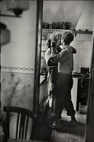Elliott Erwitt, Valencia, Spain (Robert and Mary Frank Dancing)