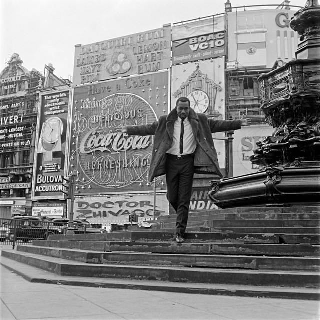 , 'Mike Eghan at Picadilly Circus, London, 1967,' 1967, Autograph ABP