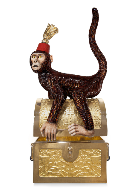 , 'Monkey Business,' 2013, Museum of Arts and Design