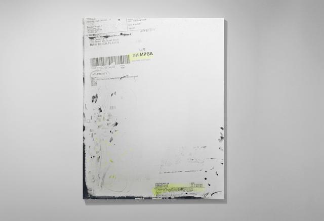 , 'Pasaporte XHMPBA,' 2015, Josée Bienvenu