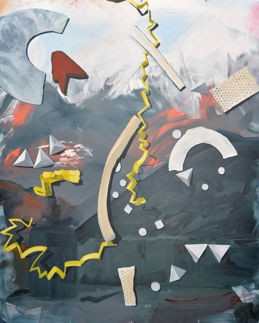 , 'Stone and Rubble,' 2018, Asya Geisberg Gallery