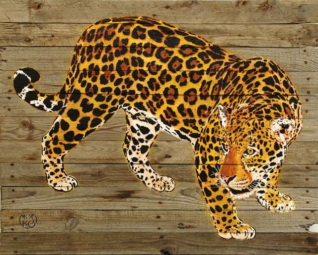 , 'Jaguar,' 2016, Galerie Art Jingle