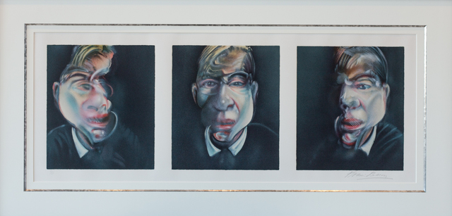 , 'Self portrait,' 1981, Galerie Calderone