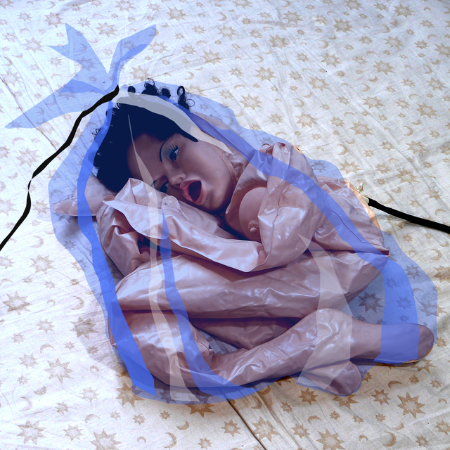 Renate Bertlmann, 'Eva im sack (Eva in the sack)', 2010, Richard Saltoun