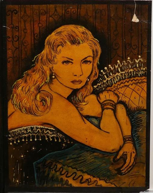 , 'Princess Nadanya de Rochelle, daughter  of the Cesar ,' 1955, Ricco/Maresca Gallery