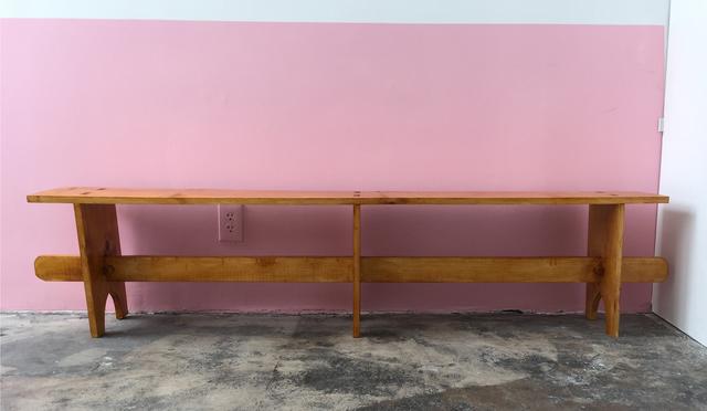 Laub, 'Bench', 2018, AA|LA