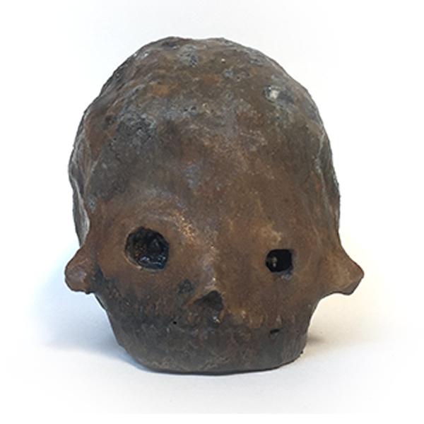 Joe Kowalczyk, 'Skull Rattle 047', 2016, Art Attack SF