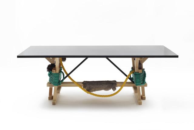 Brynjar Sigurðarson, 'Dining Table', 2013, Galerie kreo