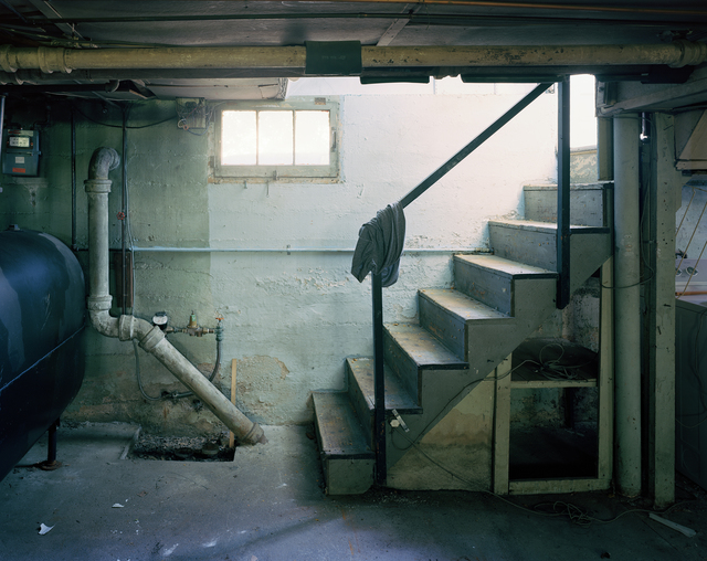 Jade Doskow, 'Shirt-Rag and Stairs', 2017-2018, Tracey Morgan Gallery