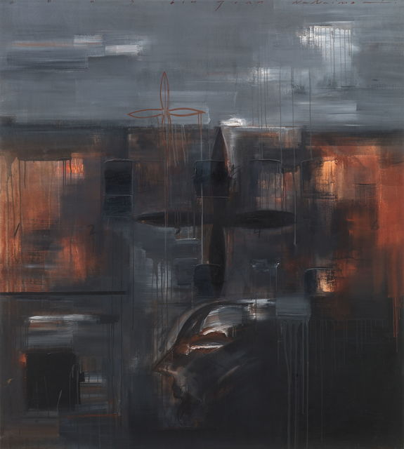 , 'Abandoned City 2 ,' 2005, PIFO Gallery