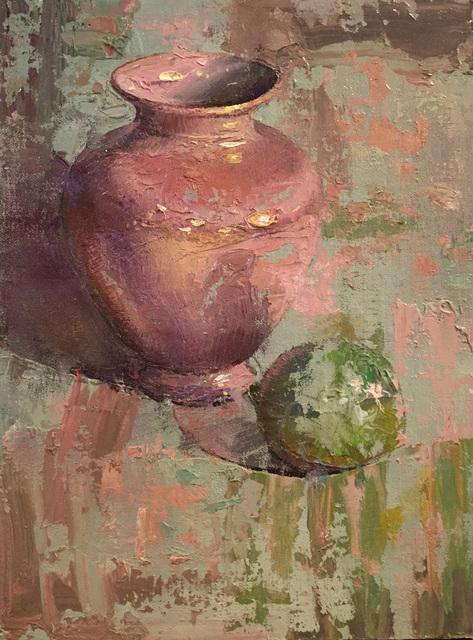 , 'Pink Vase,' 2015, Gallery 1261