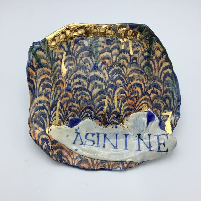 Ruan Hoffmann, 'ASININE', 2018, The Spaceless Gallery