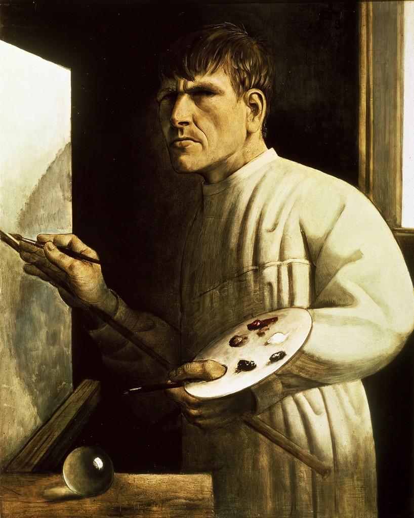 Préférence Otto Dix | Self Portrait (1931) | Artsy DK58