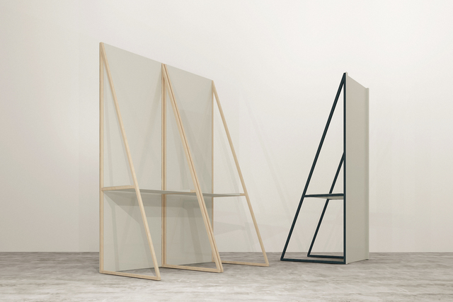 , 'BIOMBO SHELF,' 2015, Giovanni Beltran