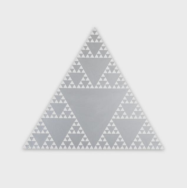 , 'Airlock Ziggurat,' 2016, Ribordy Contemporary