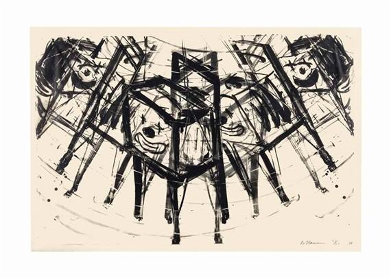 , 'TV Clown,' 1988, Gallery Sofie Van de Velde
